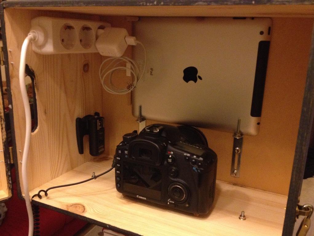 photobooth marke eigenbau. Black Bedroom Furniture Sets. Home Design Ideas
